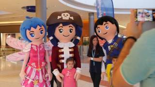 PLAYMOBIL SUPER4 at The Mall of Cyprus | Kholo.pk