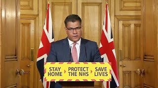 No certainty that UK will have coronavirus vaccine in 18 months, chief scientific adviser warns