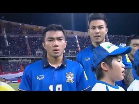 Thailand 0 Japan 2 WCQ 2016 日本対タイ