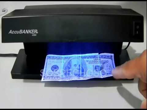 Detector De Billetes Falsos #09