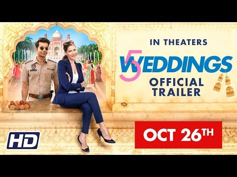 5 Weddings Movie Trailer