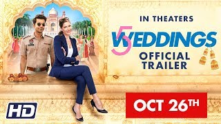 5 Weddings International Trailer  Nargis Fakhri