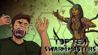 Top Ten Video Game Swarm Masters
