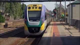 preview picture of video 'Victorian Railway Vlog 2: Traralgon'