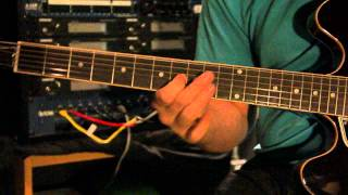 Hear the Call of the Kingdom (Live) Guitar Riffs