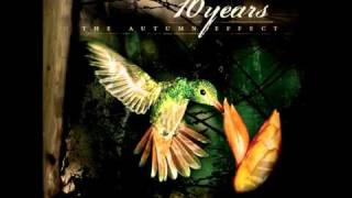 10 years-The autumn effect- Through the Iris