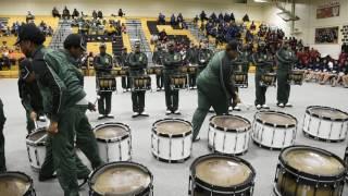 "Norfolk State University ""Million Dollar Funk Squad"" @ Highland Springs 2017"