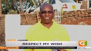 Businessman who prepared his grave 19 years ago laid to rest in Isiolo