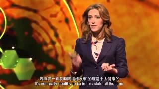 TED 中英雙語字幕:  如何讓壓力成為你的朋友