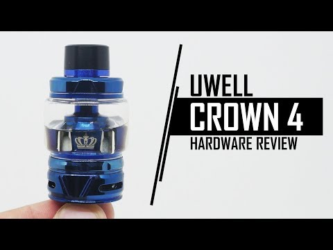 YouTube Video zu Uwell Crown 4 Verdampfer 6 ml