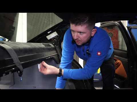 Marx Performance - BMW E39 Teil 4 - Alcantara Hutablage und Motorprobleme