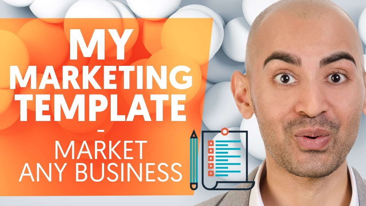 4 Marketing Principles: My Template for Marketing Anything