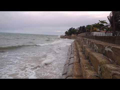 Praia da Barra de santo Antônio AL