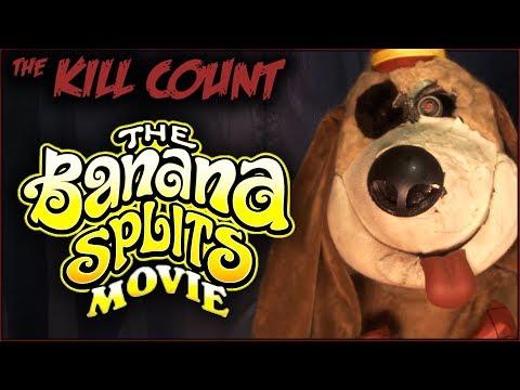 The Banana Splits Movie (2019) KILL COUNT
