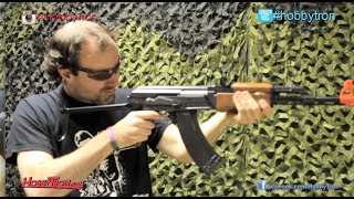 AK47 ZM93S Spring Airsoft Assault Rifle Review