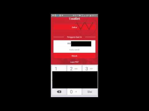 Video Cara Masuk LogIn Twallet Tcash