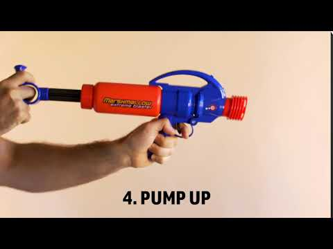 Youtube Video for Extreme Marshmallow Blaster