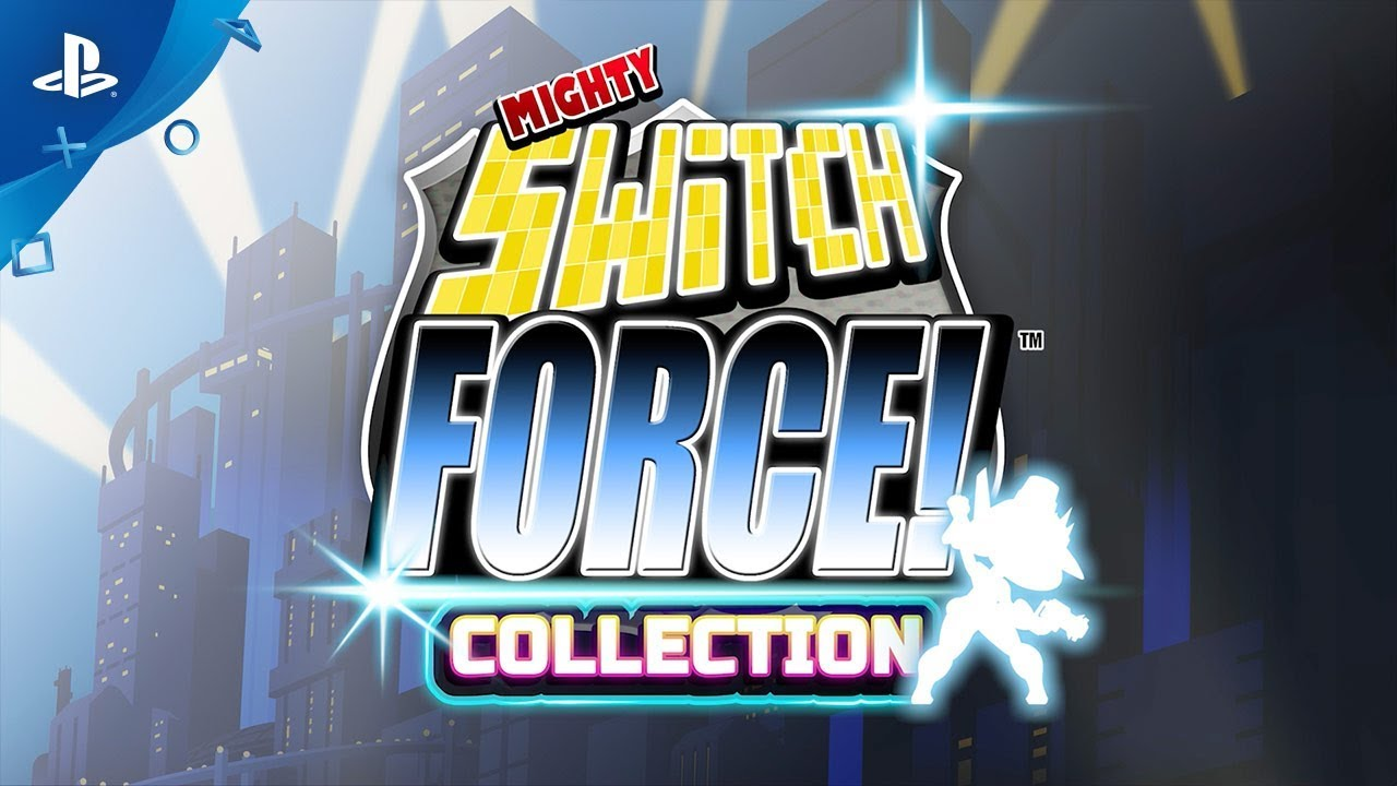 Mighty Switch Force Collection Comes to PS4 July 25