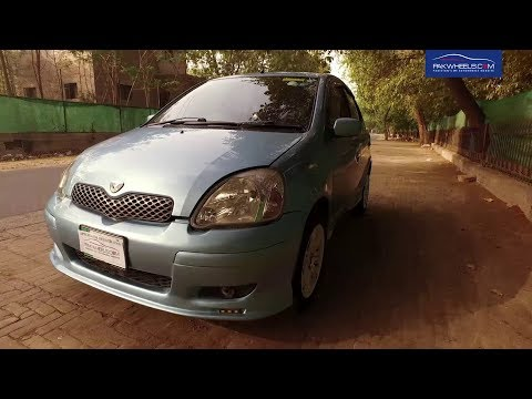 Toyota Vitz | Expert Review