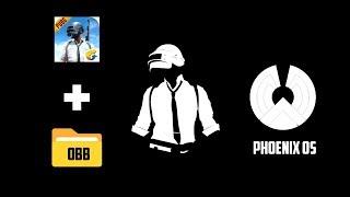 phoenix os pubg technology platform - TH-Clip