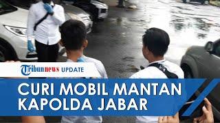 Ingin Punya Mobil, Siswa SMA di Tasikmalaya Mencuri Mobil Mantan Kapolda Jabar