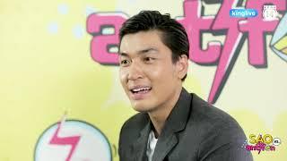 Bị đồn yêu hết chàng này đến chàng khác của showbiz, Quang Đại trả lời thế nào?