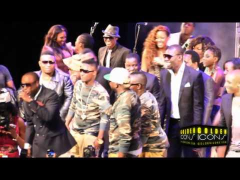 2011 Flashback - Basket Mouth, Genevieve Nnaji, Tonto Dikeh, Uche Jombo, Majid Michel, John Dumelo