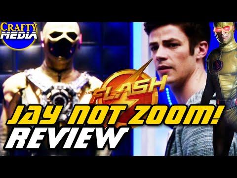 Jay Garrick is not Zoom (Hunter Zolomon)! The Flash Season 2 Episode 17 Review & Predictions