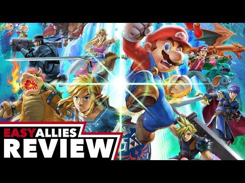 Super Smash Bros. Ultimate - Easy Allies Review - YouTube video thumbnail