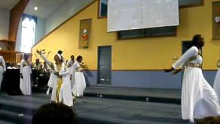 Shekinah Glory Dancers Come Let Us Worship