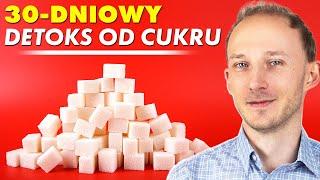 Detoks cukrowy: co się stanie z Twoim zdrowiem, gdy przestaniesz jeść cukier? | Dr Bartek Kulczyński