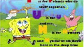 Spongebob Squarepants - F.U.N Song