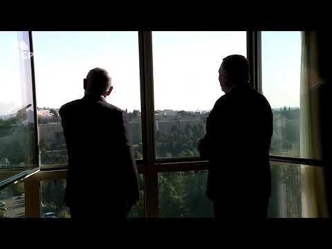 נתניהו נפגש עם מזכיר המדינה האמריקני פומפאו