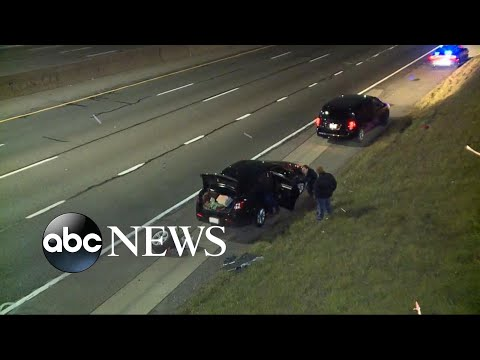 New developments in series of shooting on Detroit highway