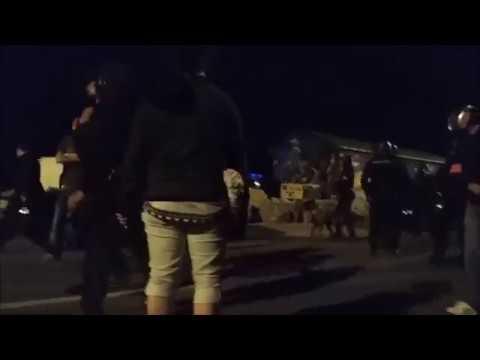 Steve disparu à Nantes : les images des violences policières à l'origine du drame