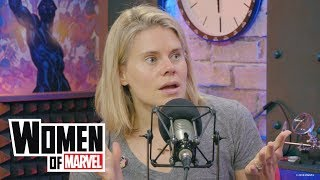 Celia Keenan-Bolger on Wolverine: The Long Night's unique recording sessions | Women of Marvel