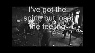 Joy Division-Disorder (with lyrics)