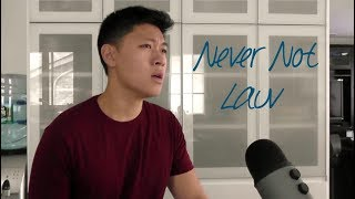 Never Not - Lauv | MJFMusic Cover