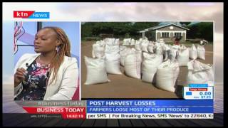 Business Today: Next Frontier - Post harvest losses - 20/3/2017