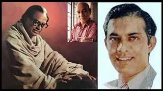 Talat Mahmood - Jasoos (1957) - 'jeevan hai madhuban'