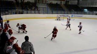 Витязь - Локомотив; 8:1. 3й период. Детский хоккей (2003)