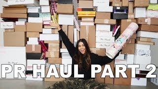 PR UNBOXING HAUL PART 2 | Roxette Arisa
