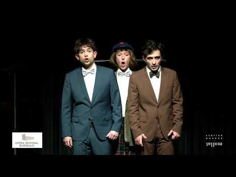 """Le Trio Musica Humana présente """"Le fils de Roméo et Juliette et autres drames minuscules"""""""