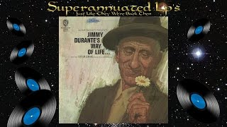 JIMMY DURANTE way of life Side Two
