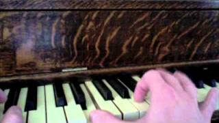 How to play Out of My Hands by Dave Matthews