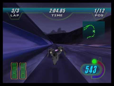 [TAS] N64 Star Wars Episode I: Racer by Zinfidel in 31:36,75