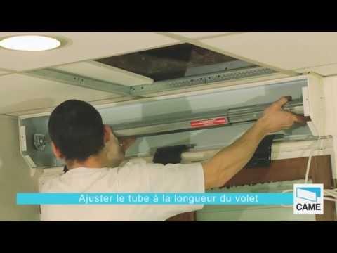 Tutoriel d'installation automatisme Mondrian CAME