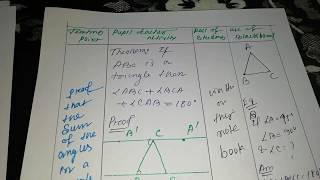 Math lesson plan class 8 - Thủ thuật máy tính - Chia sẽ kinh nghiệm