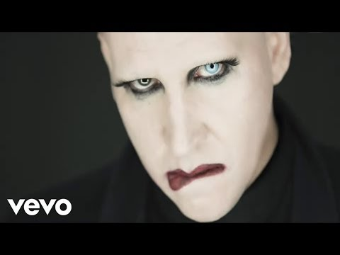 Marilyn Manson - Tattooed In Reverse (Music Video)