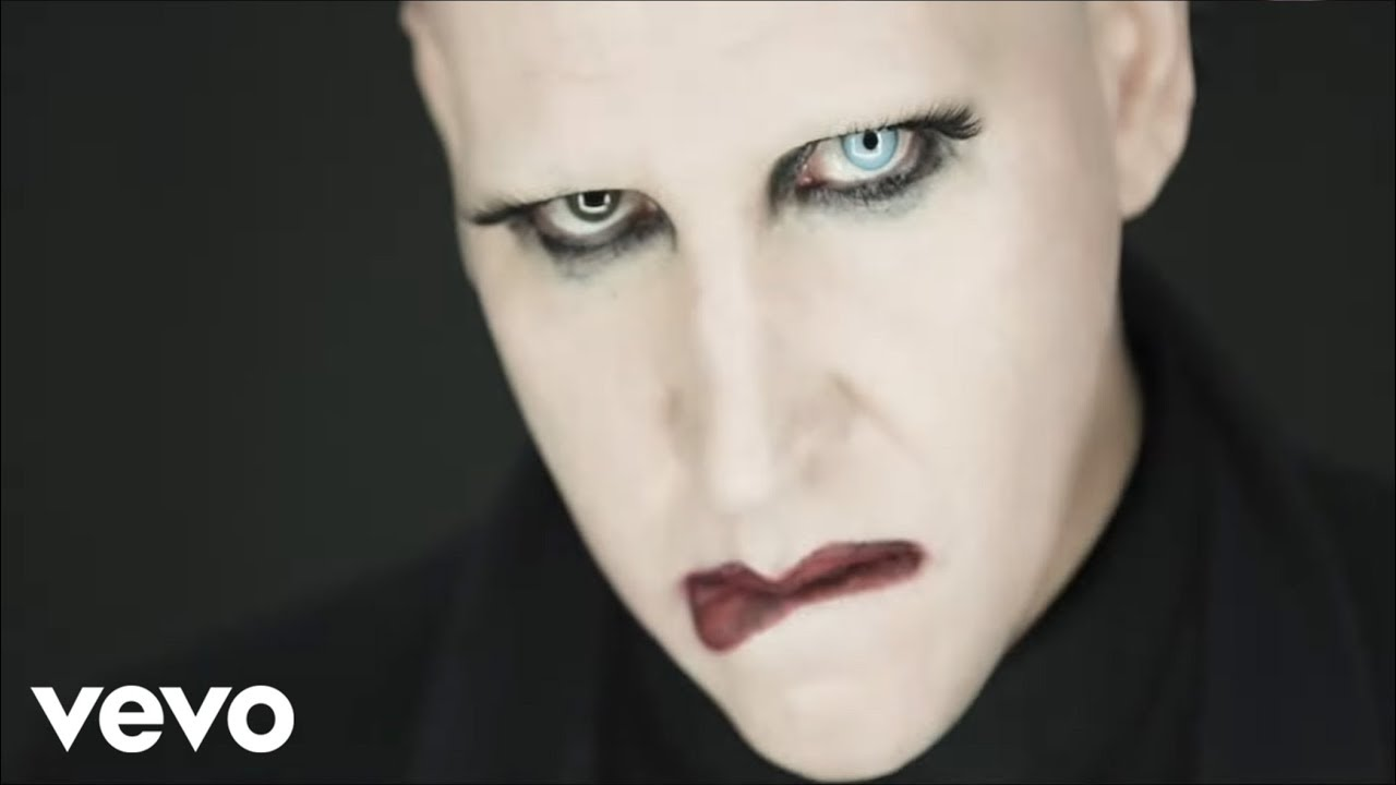 Marilyn Manson — Tattooed In Reverse